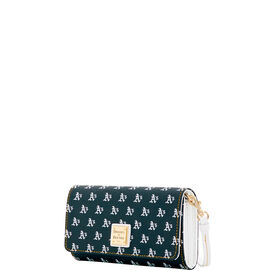 Oakland A Daphne Crossbody Wallet