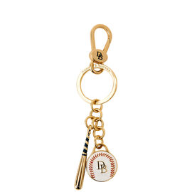 Baseball Key Fob