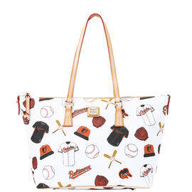 Orioles Zip Top Shopper