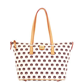 Auburn Zip Top Shopper
