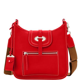 Small Front Zip Crossbody
