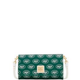 Jets Daphne Crossbody Wallet