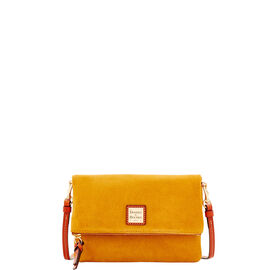 Foldover Zip Crossbody