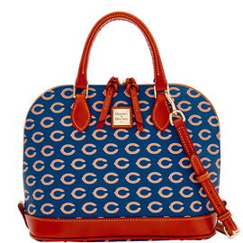 Bears Zip Zip Satchel