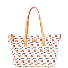 Nebraska Zip Top Shopper