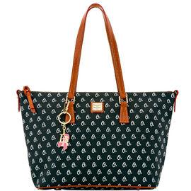 Orioles Zip Top Shopper