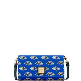 Ravens Daphne Crossbody Wallet