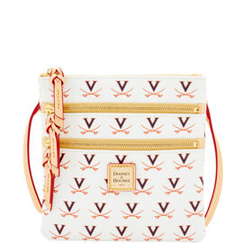 Virginia Triple Zip Crossbody