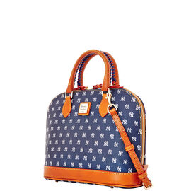 Yankees Zip Zip Satchel