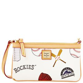 Rockies Large Slim Wristlet