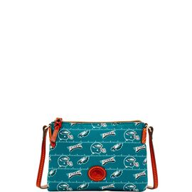 Eagles Crossbody Pouchette