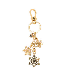 Snow Flake Key Fob