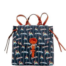 Marlins Flap Backpack