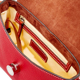 Crossbody Saddle Bag