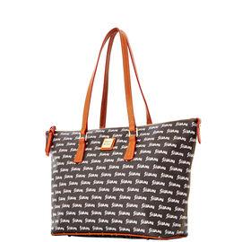 Marlins Zip Top Shopper