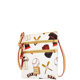 Giants Triple Zip Crossbody