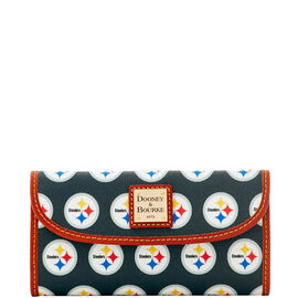 Steelers Continental Clutch