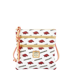 Arkansas Triple Zip Crossbody