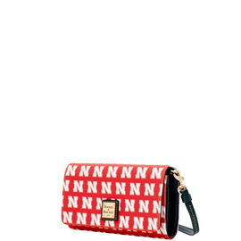 Nebraska Daphne Crossbody Wallet