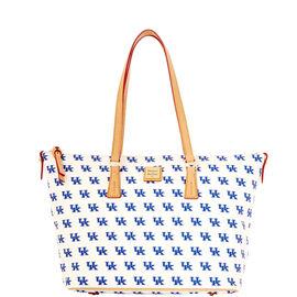 Kentucky Zip Top Shopper