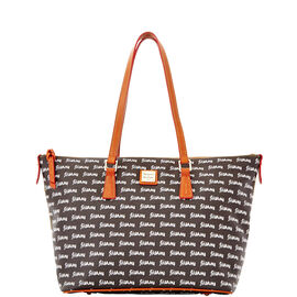 Marlins Zip Top Shopper