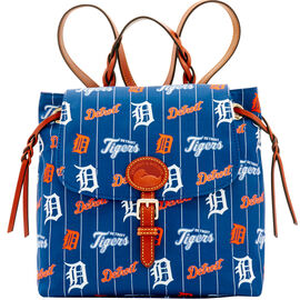 Tigers Flap Backpack