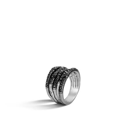 Bamboo Wide Ring
