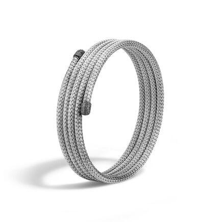 Classic Chain Small Coil Bracelet