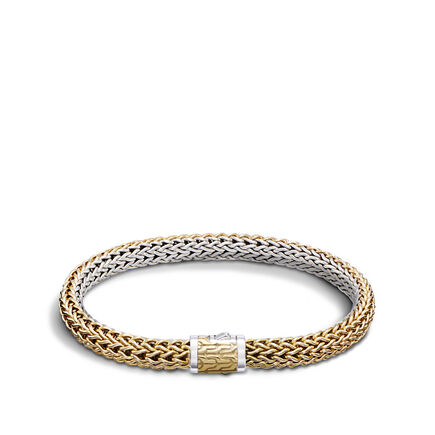 Classic Chain Small Reversible Bracelet