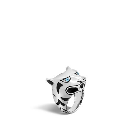 Legends Macan Ring in Silver