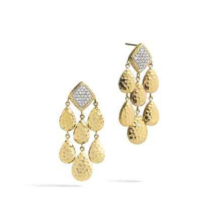 Classic Chain Small Chandelier Earrings