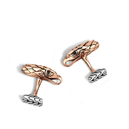 Legends Eagle Head Cufflinks