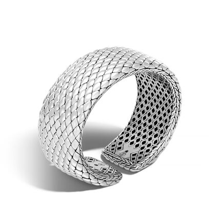 Legends Cobra 27.5MM Cuff in Silver