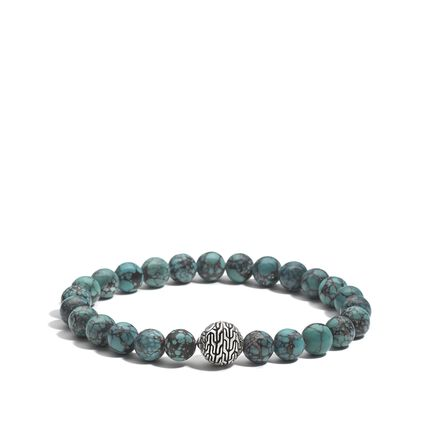 Classic Chain Bead Bracelet