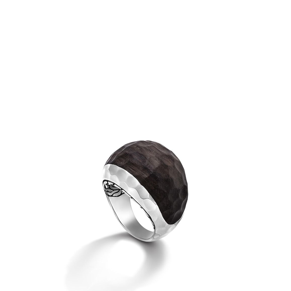Classic Chain Small Dome Ring