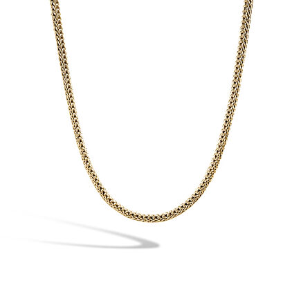 Classic Chain Extra-Small Reversible Necklace
