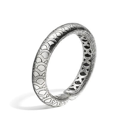 Legends Naga 11.5MM Cuff  in Silver