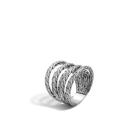 Classic Chain Ring in Silver