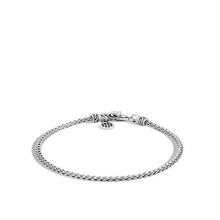 Legends Naga 2.5MM Bracelet in Silver