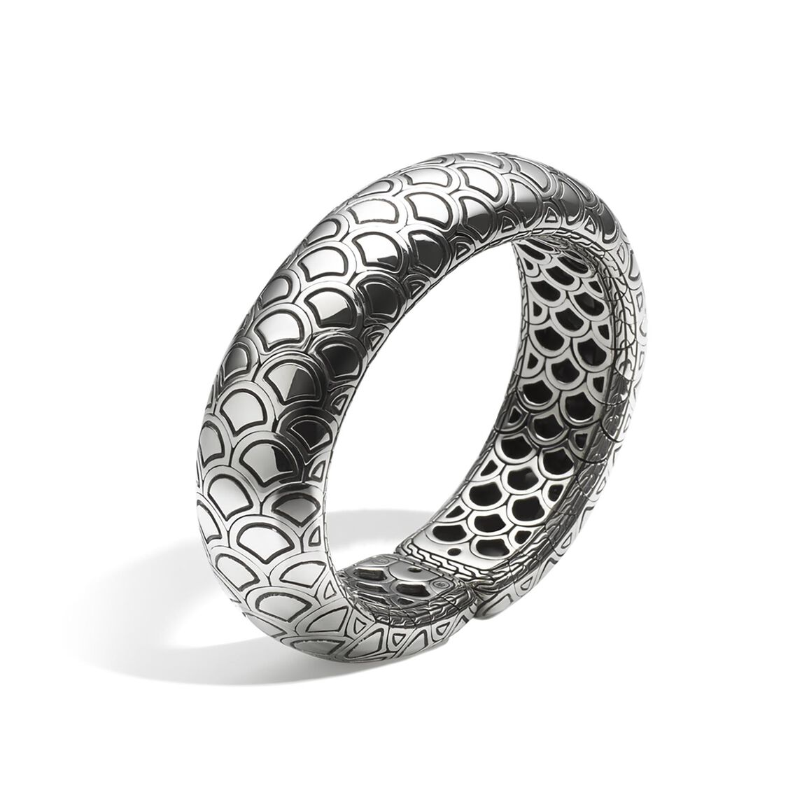 Legends Naga 20.5MM Cuff in Silver