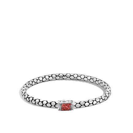 Dot Slim Chain Bracelet