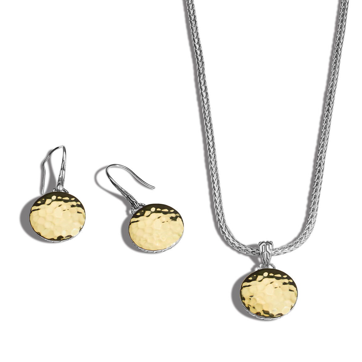 Dot Silver and Gold Gift Set