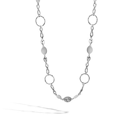 Kali Link Necklace in Silver