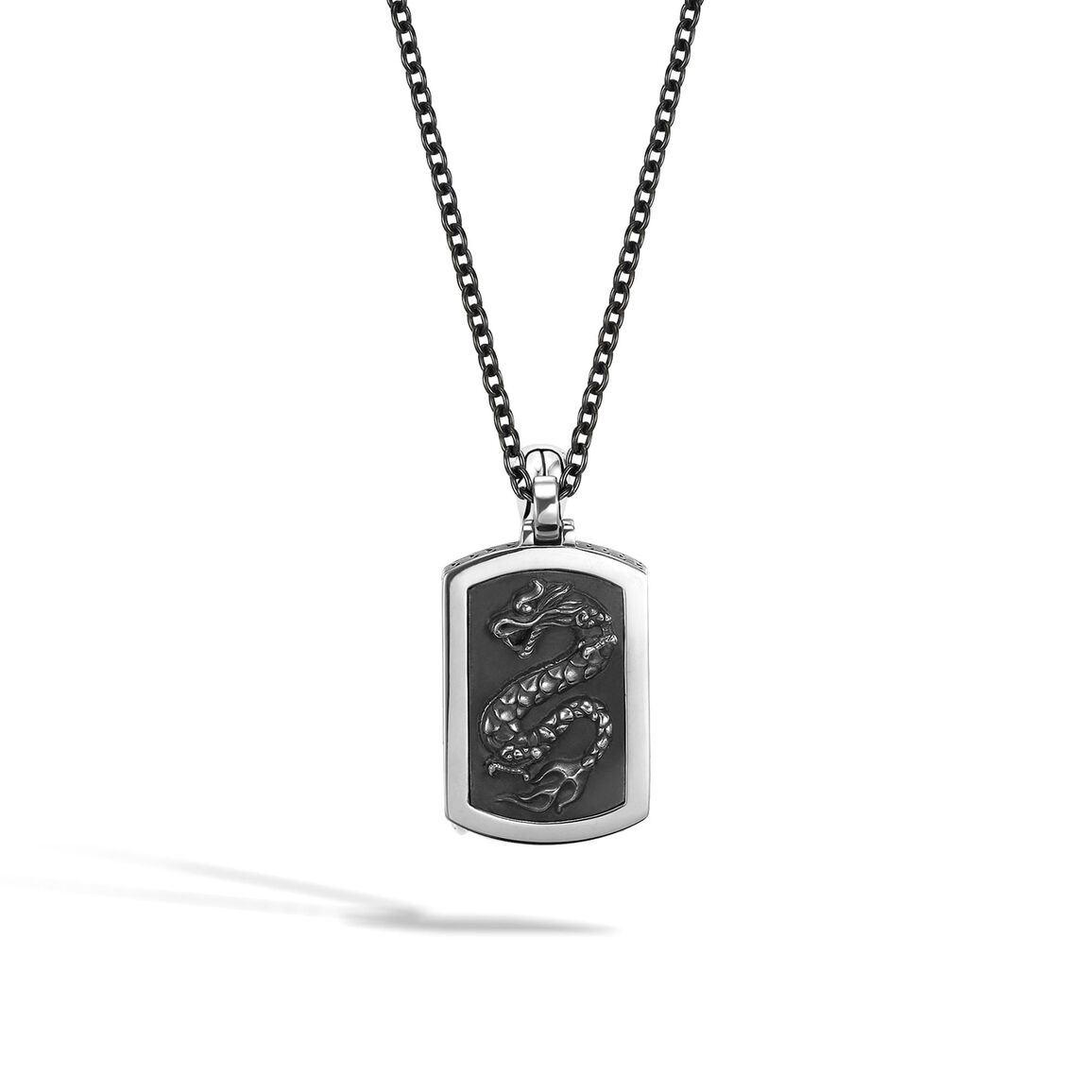 Legends Naga Dog Tag Pendant