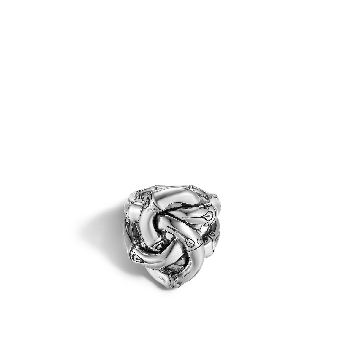 Bamboo Knot Ring