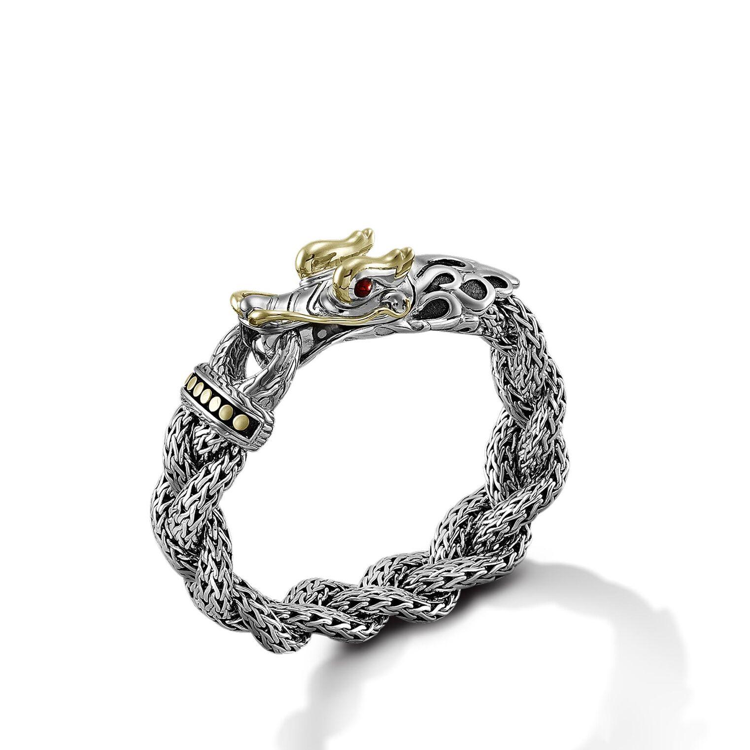 Naga Dragon Head Bracelet