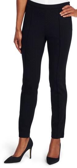 Skinny Pant with Pin Tucks