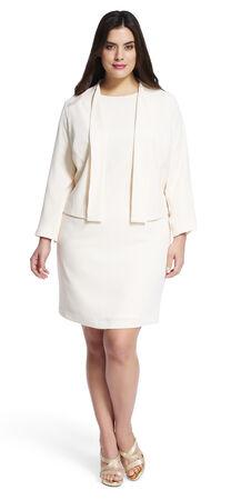 Sheath Dress with Jacket