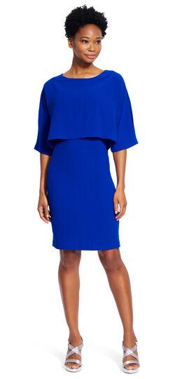 Blouson Sheath Dress