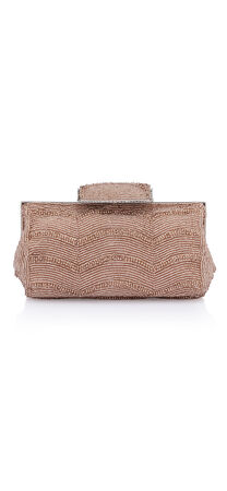 Nanette Beaded Clutch